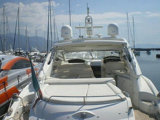 MAN - Sunseeker PORTOFINO 53 HARD TOP