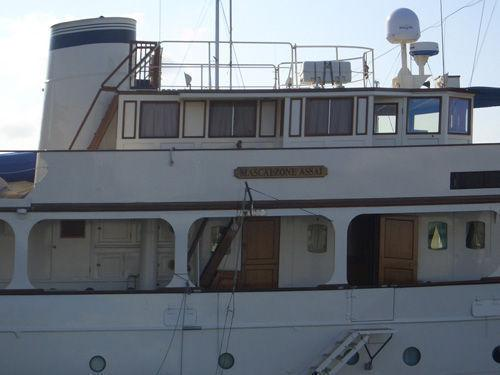 Beardmore William Classic Displacement Yacht