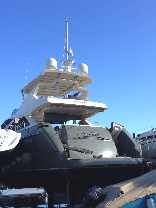 Abacus 70 FLY, Adriatic Sea